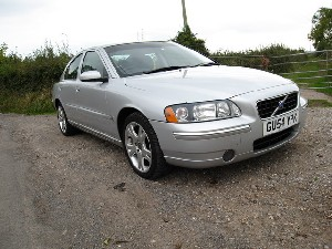 Volvo S60 D5 SE facelifted
