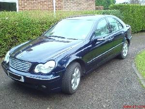 Mercedes-Benz C240 Elegance