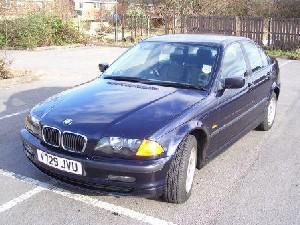 BMW 316i se (1.9)