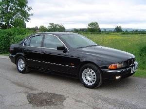 BMW 523i SE