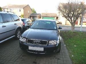 Audi A4 2.5 Tdi Avant