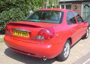 Ford Mondeo Ghia x