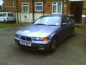 BMW 3 Series 325TDi