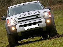 Land Rover Discovery 3 TDV6 HSE 7
