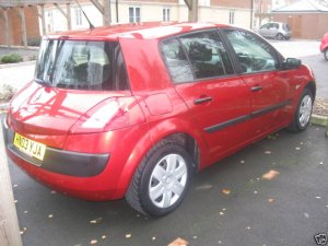 Renault Megane Authentic 1.5 Diesel