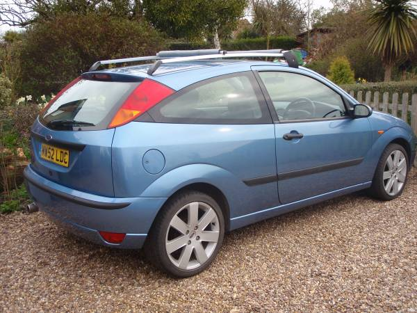 Ford Focus MP3