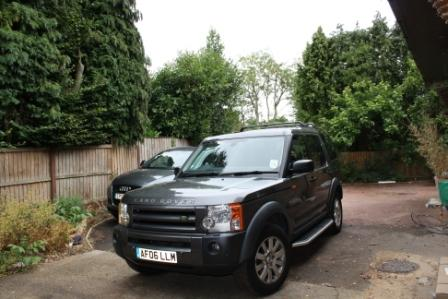Land Rover Discovery Series 3  2.7tdv6 Se