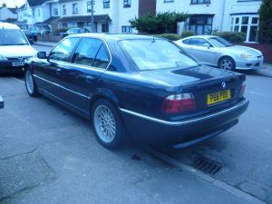 BMW 7 Series 728i