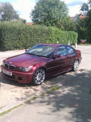 BMW Cd M Sport Coupe