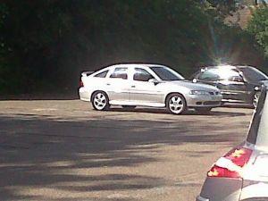 Vauxhall Vectra Sxi