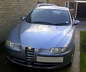 Alfa Romeo Lusso