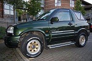 Suzuki Grand Vitara GV2000