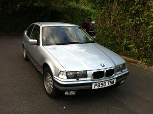 BMW 3 Series 318 Ti Auto