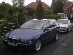 BMW 5 Series 530se