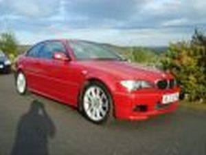 BMW 3 Series 318 Ci Sport