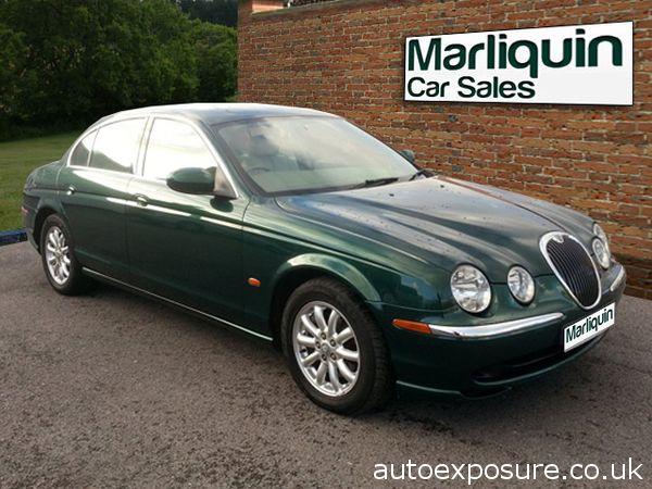 Jaguar 2004 53 JAGUAR S-TYPE 2.5 V6 A