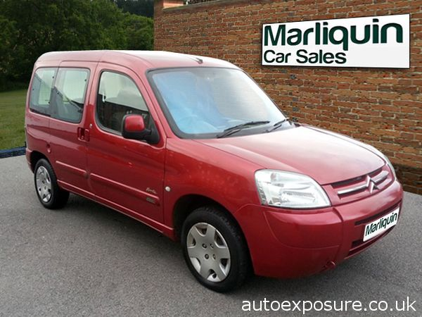Citroen 2003 03 CITROEN BERLINGO MULTI