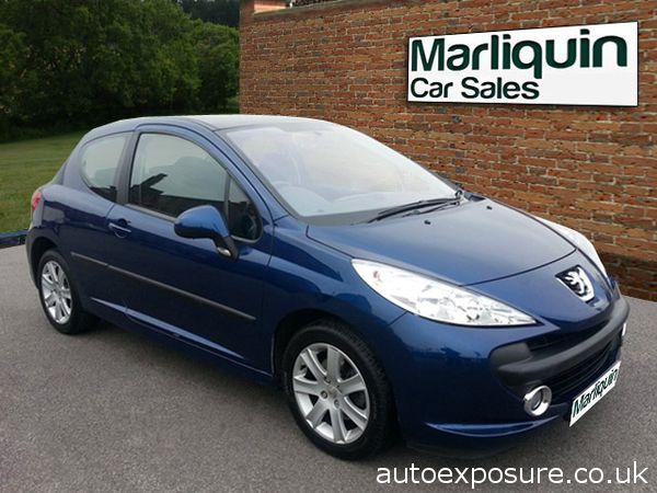 Peugeot 207 1.6 Sport